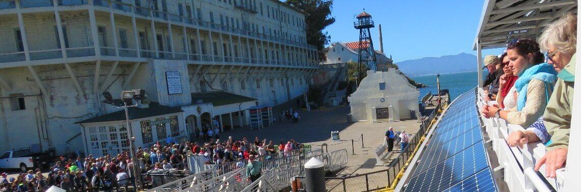 Alcatraz Audio Tour Deutsch
